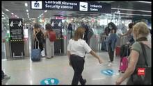 VIDEO: Bandara Roma Raih Bintang Lima Penanganan Covid-19