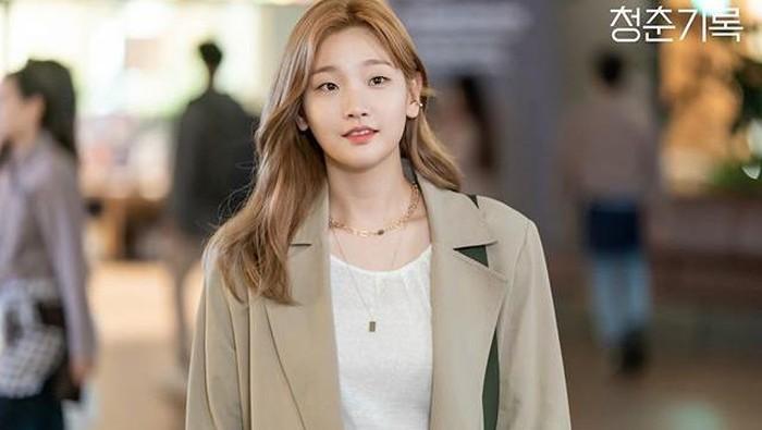 Potret Menawan Park So Dam di K-Drama Terbaru Record of Youth