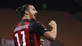 Ibrahimovic Merajut Janji Manis untuk Milan
