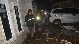 Hujan Guyur Jakarta, Sejumlah Lokasi Tergenang