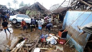 Banjir Bandang Sukabumi, 2 Warga Hanyut Ditemukan Meninggal