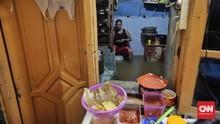 Banjir Jakarta Mulai Surut, 30 Keluarga Masih Mengungsi