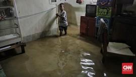 Hujan Ekstrem Efek Perubahan Iklim, Anies Buat Ingub Banjir