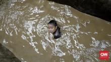 7 Ribuan Rumah Terendam Banjir di Sumut
