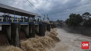 PUPR Siapkan Rp4,5 T dan 242 Bendungan untuk Hadapi Banjir