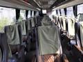 Bus Antarkota Jaga Jarak, Tidak Ada Jok yang Menempel