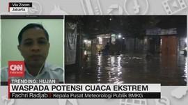 VIDEO: Waspada Potensi Cuaca Ekstrem