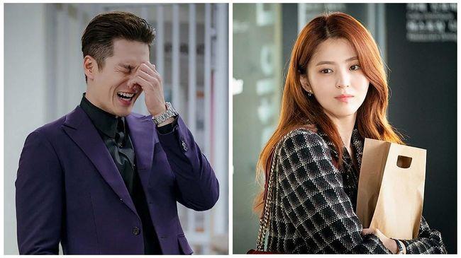 Han So-hee dan Ahn Bo-hyun dipastikan bakal beradu akting dalam drama Korea terbaru garapan Netflix yang bertajuk Undercover.