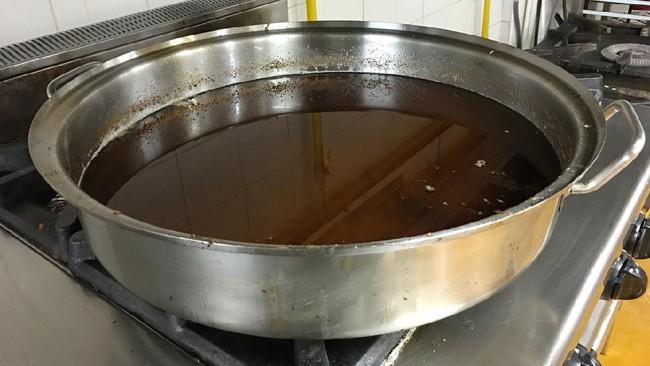 Minyak Jelantah Diklaim Penuhi 32 Persen Kebutuhan Biodiesel