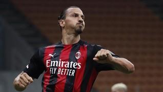 Hajar Inter, Ibrahimovic Berani Bicara Scudetto
