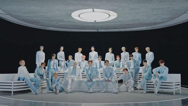 Para anggota NCT membeberkan empat sub-unit baru untuk proyek NCT 2020: RESONANCE yang masing-masing punya konsep lagu dan album berbeda.