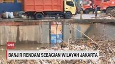 VIDEO: Pantauan Terkini di Pintu Air Manggarai