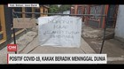 VIDEO: Positif Covid-19, Kakak Beradik Meninggal Dunia