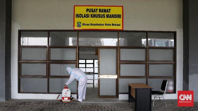 Jumlah klaster penularan Covid-19 di Indonesia per 22 September sebanyak 1.146 klaster. Kemenkes meminta masyarakat tidak panik.