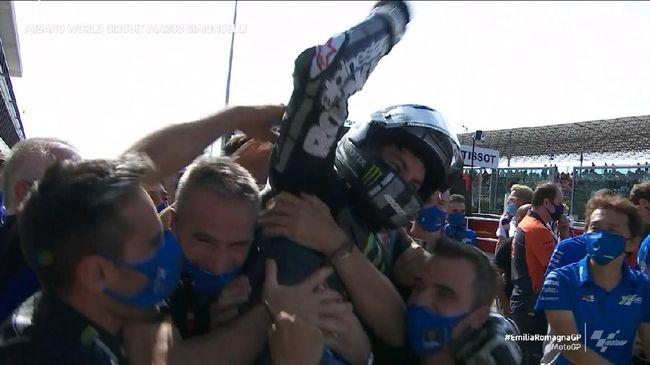 VIDEO: Highlights MotoGP Emilia Romagna 2020