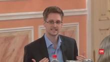 VIDEO: Snowden Bayar AS Rp73 M Usai Bocorkan Rahasia CIA