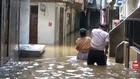 VIDEO: Takut Covid-19, Korban Banjir Enggan Mengungsi