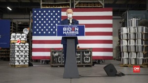 VIDEO: 200 Ribu Kematian Covid-19 di AS, Biden Kecam Trump