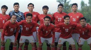 Bosnia Ujian Naik Kelas Timnas Indonesia U-19