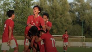 Timnas Indonesia U-19 yang Kian Matang Bersama Shin Tae Yong