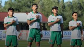 Timnas Indonesia U-19 Tekuk Dinamo Zagreb 1-0