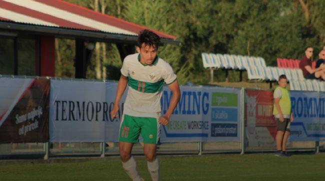 Witan Sulaeman yang selalu tampil sebagai starter di Timnas Indonesia U-19 memiliki kontribusi besar, namun belum mencetak gol.