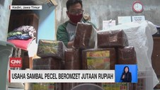 VIDEO: Usaha Sambal Pecel Beromzet Jutaan Rupiah