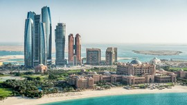Datang ke Abu Dhabi Wajib Pakai Gelang Pemantau Corona
