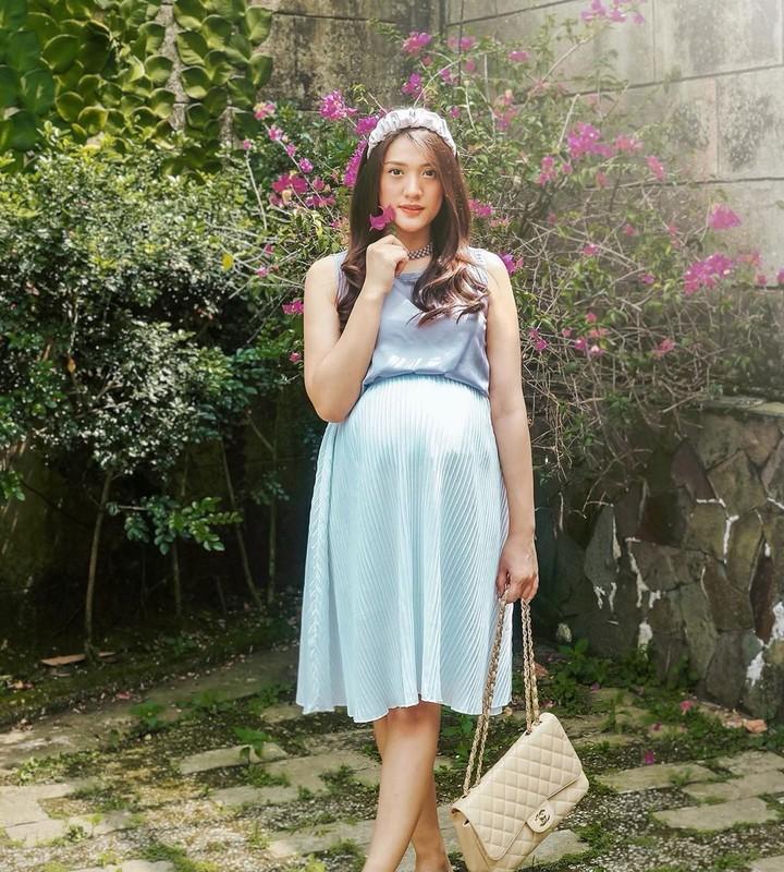 Anissa Aziza hamil anak kedua
