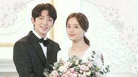 Foto Nikah Hyunsoo-Jiwon Disebar Jelang Akhir Flower of Evil