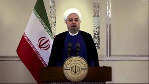 Presiden Iran Pidato Berapi-api Kecam AS di Sidang Umum PBB