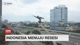 VIDEO: Indonesia Menuju Resesi