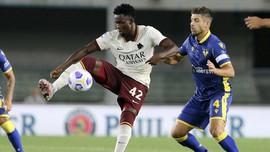 Kronologi AS Roma Dihukum Kalah 0-3