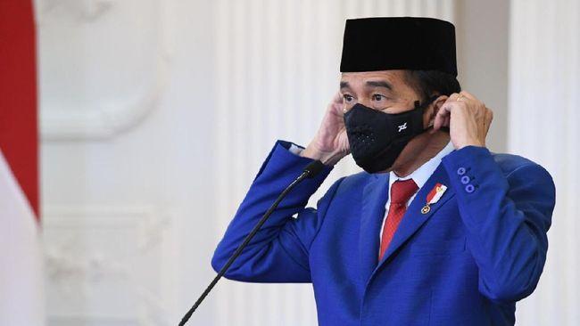 Presiden Jokowi memerintahkan kepala daerah menerapkan mini lockdown ketimbang PSBB karena lebih efektif menekan penularan covid-19.
