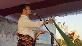 Tanam Jagung, Mentan Resmikan Food Estate di Sumba Tengah