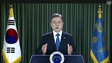 Sidang Umum PBB, Presiden Korsel Ingin Perang Korea Selesai