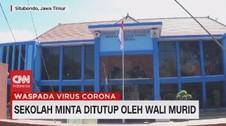 VIDEO: Sekolah Minta Ditutup Oleh Wali Murid