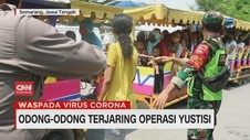 VIDEO: Odong-odong Terjaring Operasi Yustisi