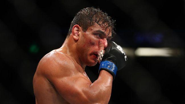 Paulo Costa mengklaim ada kecurangan sebelum dikalahkan Israel Adesanya pada duel UFC 253.