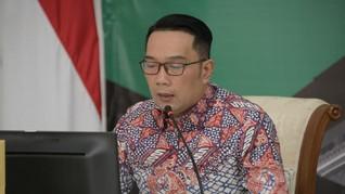RK Paparkan Rencana Pengembangan Kawasan Rebana pada Jokowi