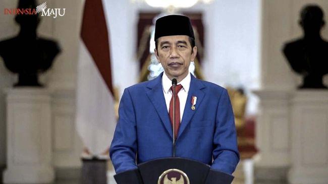 Presiden Joko Widodo menyampaikan pidato pada Sidang Umum PBB dengan mengatakan jika ketersediaan vaksin corona akan menjadi 'game changer' di tengah pandemi.