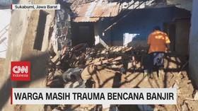 VIDEO: Warga Masih Trauma Bencana Banjir