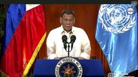 Sengketa Laut China Selatan, Duterte Siap Kirim Kapal Perang
