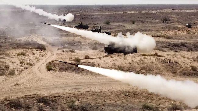 Rusia dan China akan melakukan latihan militer bersama pada Agustus mendatang.