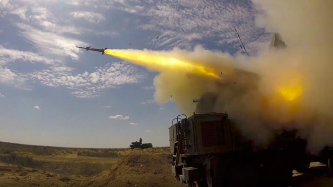 Rusia dan sejumlah negara menggelar latihan perang bersama bernama