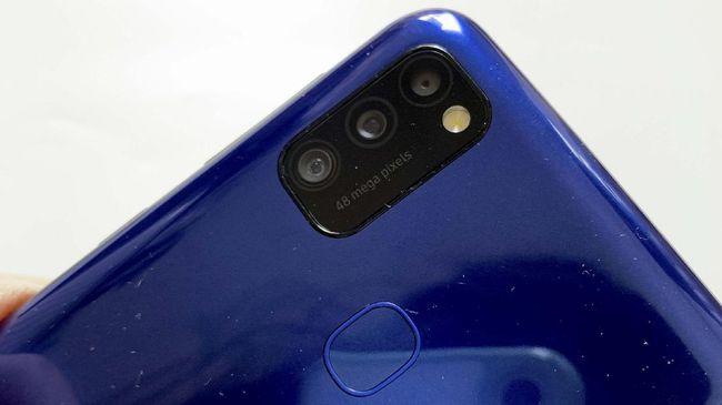 Samsung Galaxy A02 hadir di Indonesia dengan harga Rp1,449 juta.