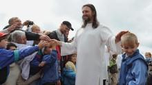 Aparat Rusia Tangkap Lelaki Mengaku Titisan Yesus