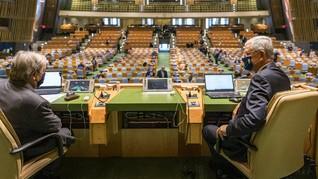 Suara Anak Sumba di Forum PBB soal Dampak Virus Corona