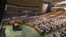 Rapat Majelis Umum PBB Bakal Bahas Perang Israel-Palestina