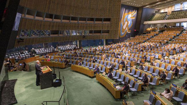 Juru bicara Kemlu, Teuku Faizasyah mengatakan Vanuatu menjadi satu-satunya negara yang mengangkat isu pelanggaran HAM Papua dalam Sidang Umum PBB.